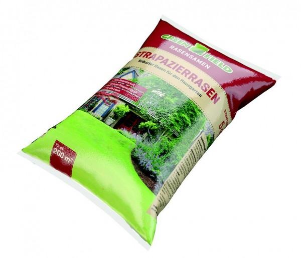 Greenfield Strapazierrasen Rasensaat 5kg