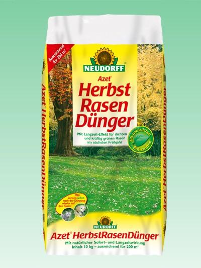 Neudorff Azet Herbstrasen-Dünger 5 kg