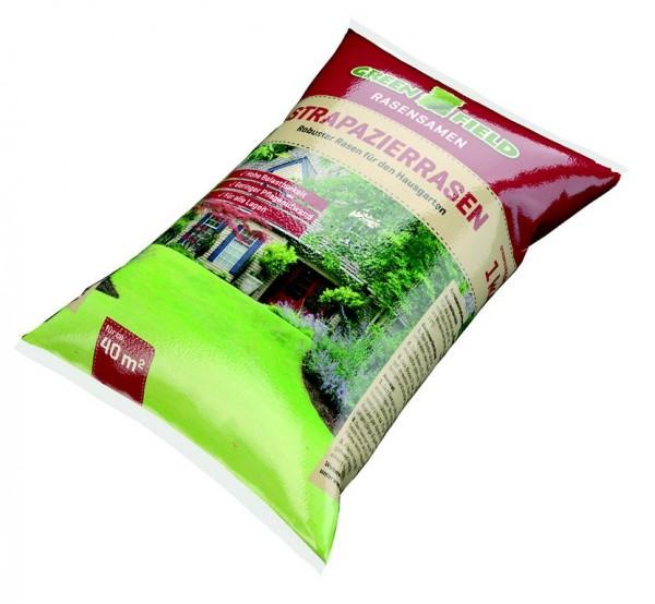 Greenfield Strapazierrasen Rasensaat 1kg
