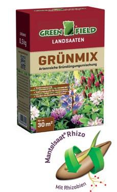 Greenfield Grünmix-Gründünger 500 Gramm