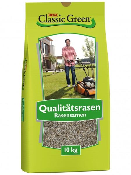 Classic Green Rasen Mischung zum Begrünen 10kg Rasensamen