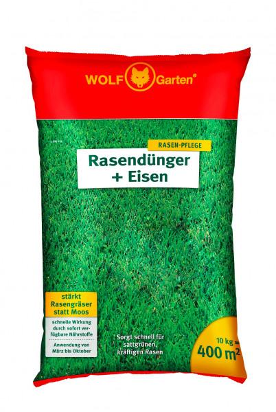 Wolf-Garten L-PM 400 Rasendünger plus Eisen gegen Moos für 400qm