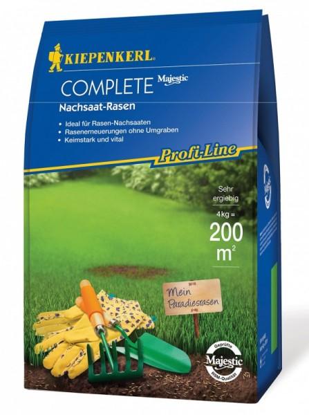 Packshot der Kiepenkerl Profiline Complete Nachsaatrasenmischung 4kg