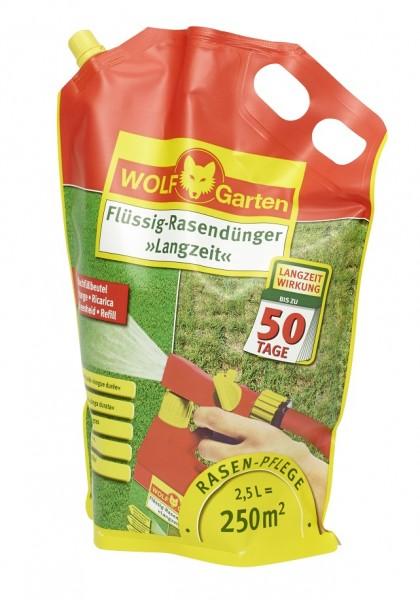 Wolf-Garten LL 250 R Langzeit Flüssig-Rasendünger Nachfüllpack für 250qm
