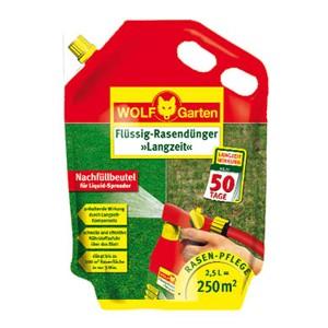 WOLF LL 250 R Flüssig-Rasendünger Langzeit 2,5 Liter
