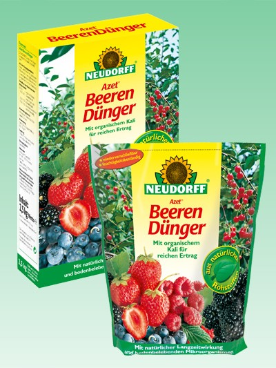 Neudorff Azet Beeren-Dünger 2,5 kg