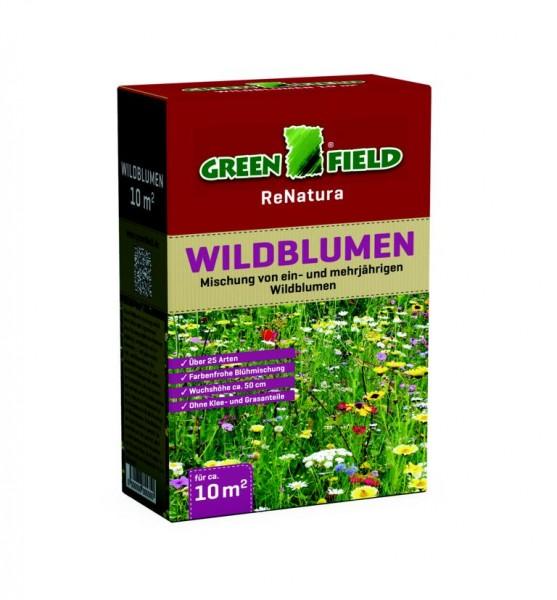 Greenfield Wildblumensamen 0,25 kg