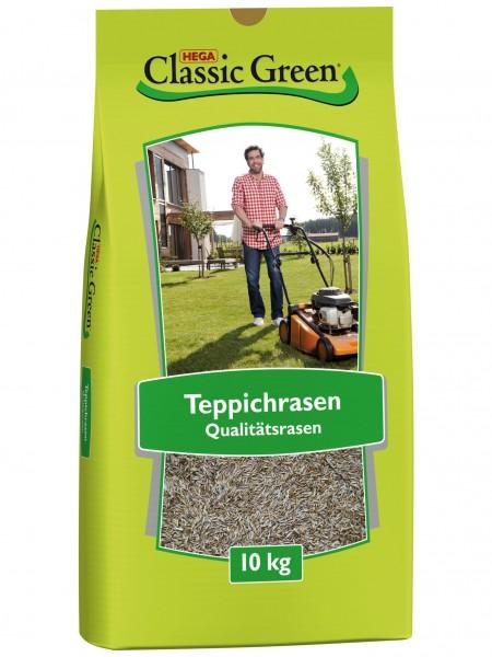 Classic Green Teppichrasen 10kg Rasensamen