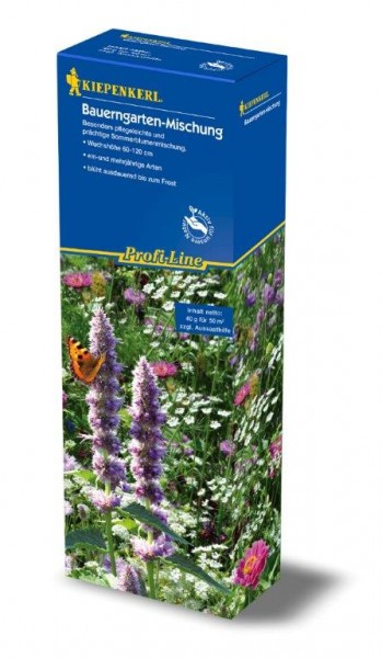 Kiepenkerl Profi-Line Blumenmischung Bauerngarten Samen