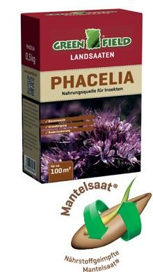 Greenfield Landsaat - Mischung Phacelia 500 Gramm