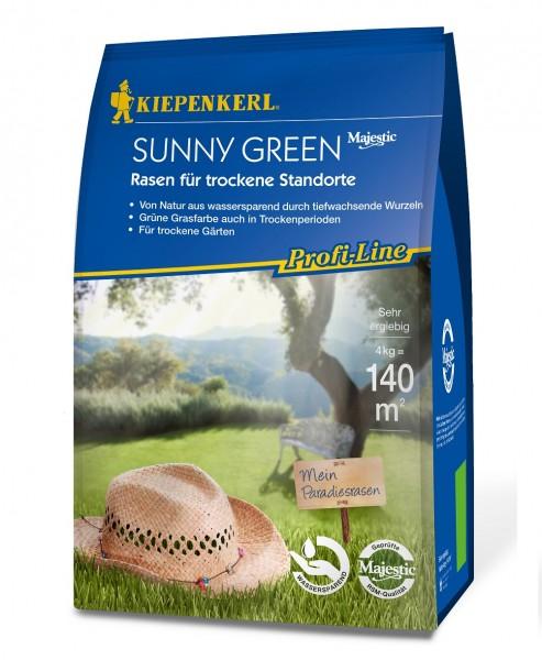 Kiepenkerl Profi Line Sunny Green Rasensaat 4 Kg