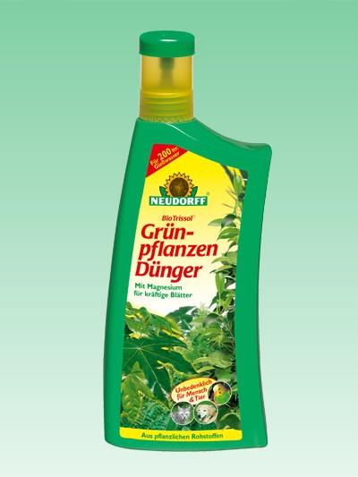 Neudorff BioTrissol Grünpflanzen-Dünger 1 Liter