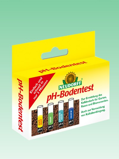 Neudorff ph-Bodentest 1 Set