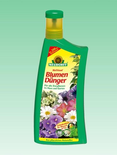 Neudorff BioTrissol Blumen-Dünger 1,2 Liter
