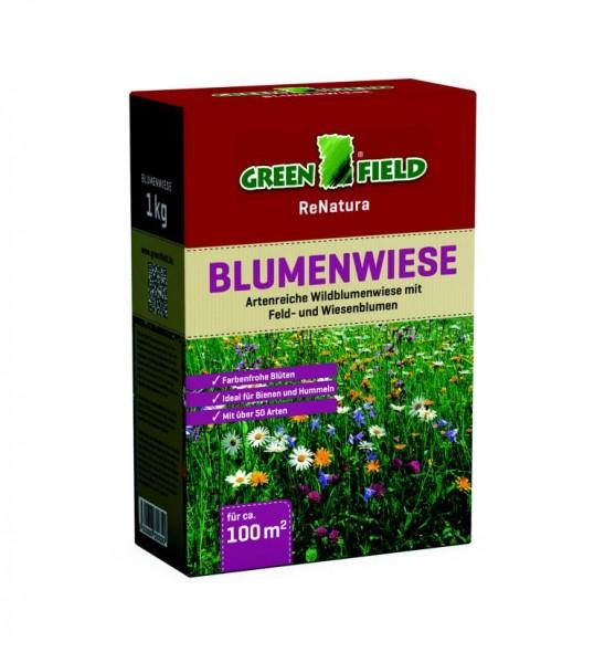 Greenfield Blumenwiese Blumensamen 1 kg