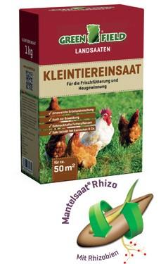 Greenfield Kleintiersaat - Mischung 1 kg