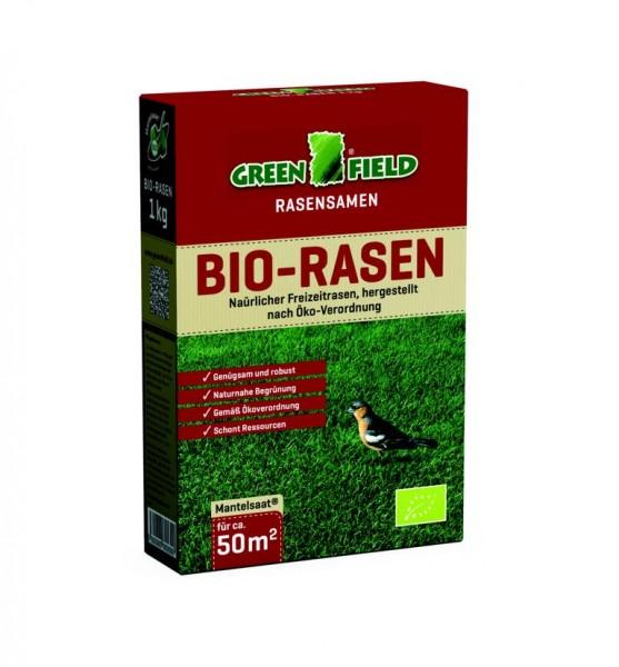 Greenfield Bio -Rasensamen 1 kg